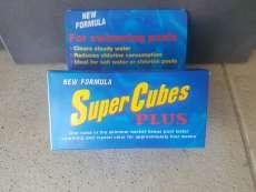 Super Cubes żelki do klarowania wody