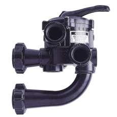 Głowica filtra boczna